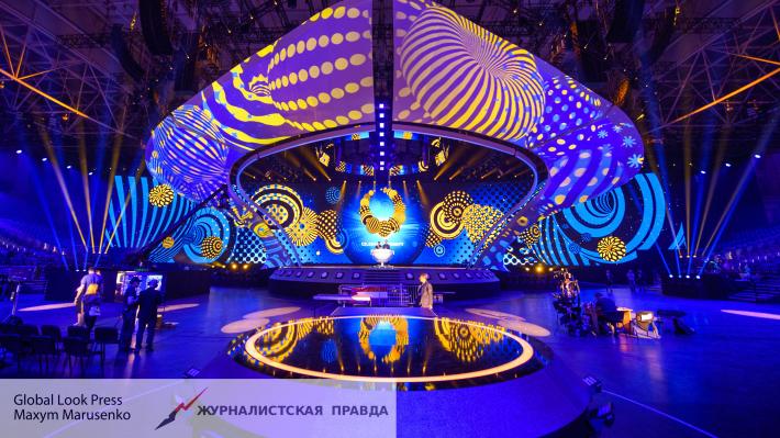 Украинский блогер Виталий Седюк раскритиковал компанию конкурса «Евровидение»