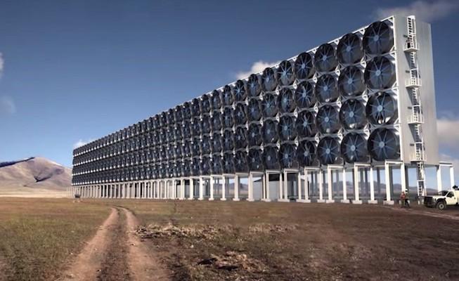 Всердце Европы запустили 1-ый вмире завод попереработке CO2
