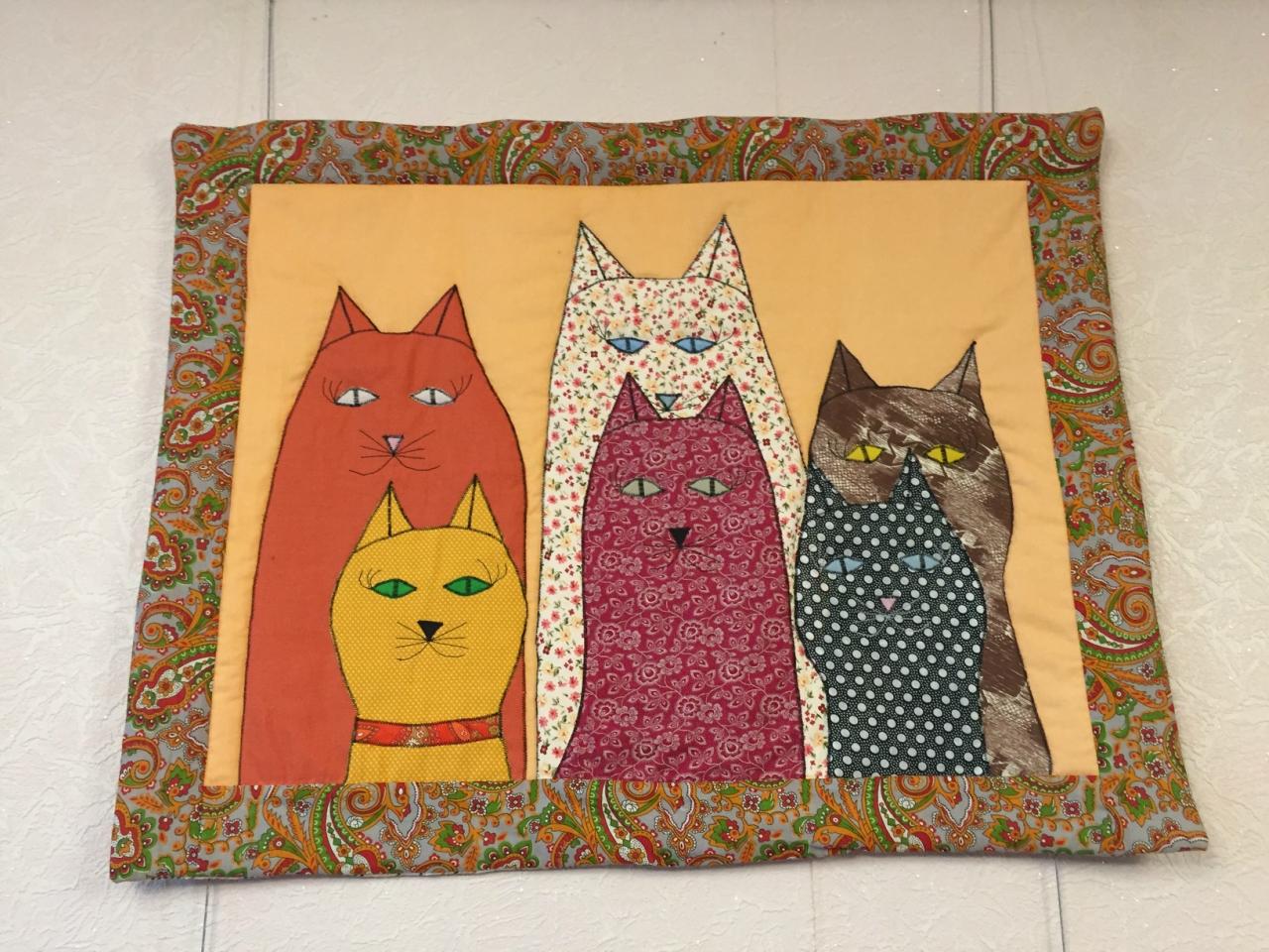 Котики из деревни