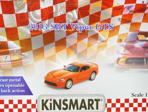 машинка Kinsmart Dodge Viper SRT