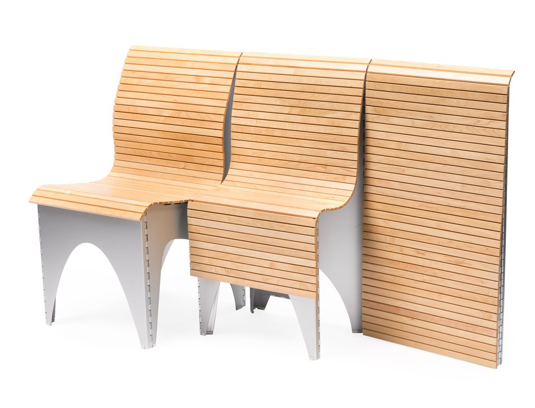 Comfortable Wooden Foldable Chair (7 pics)