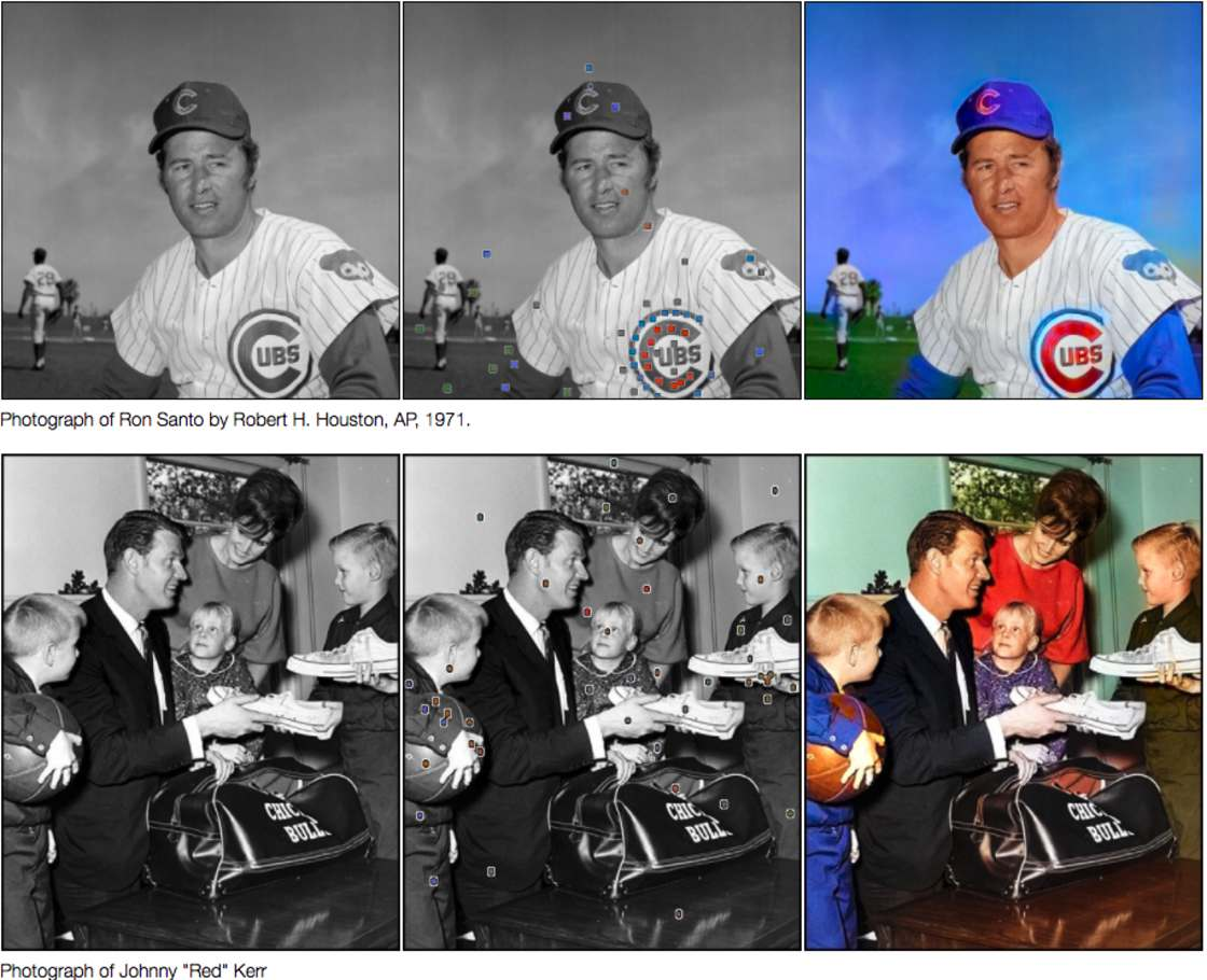 Automatically colorizing black and white photos is now even easier!