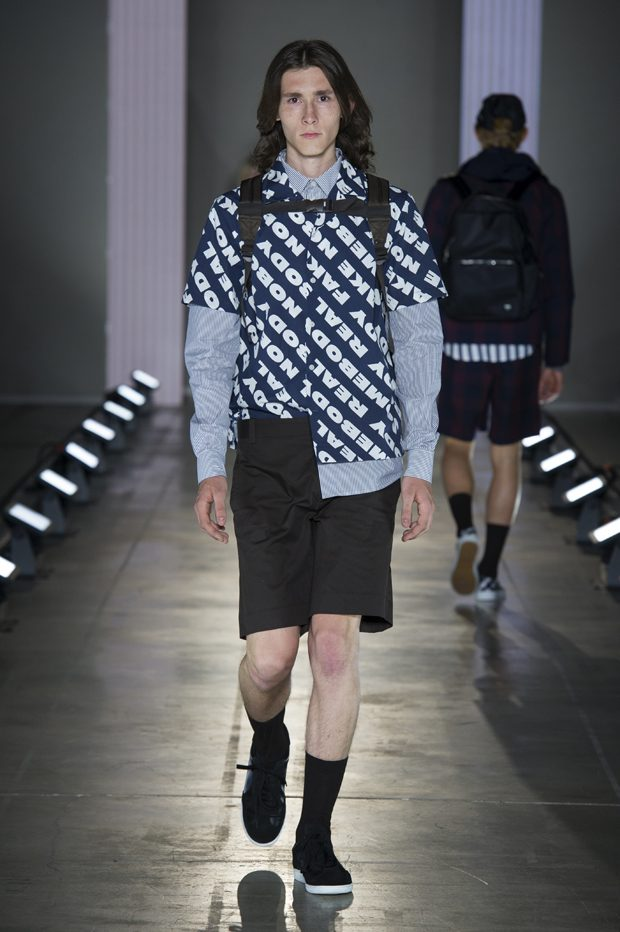 MFW: WOOD WOOD Spring Summer 2018 Collection