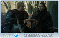 Игра престолов / Game of Thrones - Сезон 7, Серии 1-6 (7) [2017, WEB-DLRip | WEB-DL 720p, 1080p] (Кравец | LostFilm | AlexFilm | FOX)