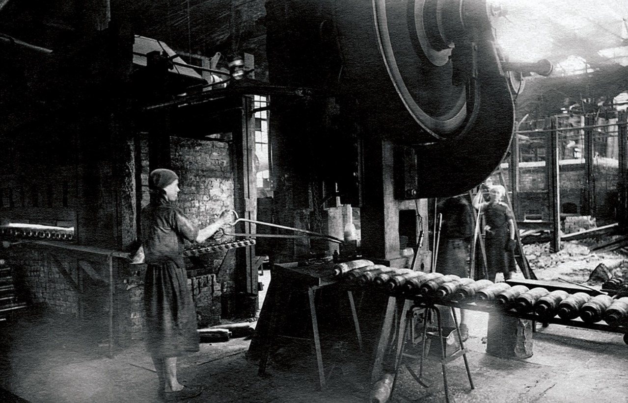 Златоуст. Оборонный завод. 1943.jpg