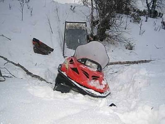 Охота на снегоходе Тайга, отзывы