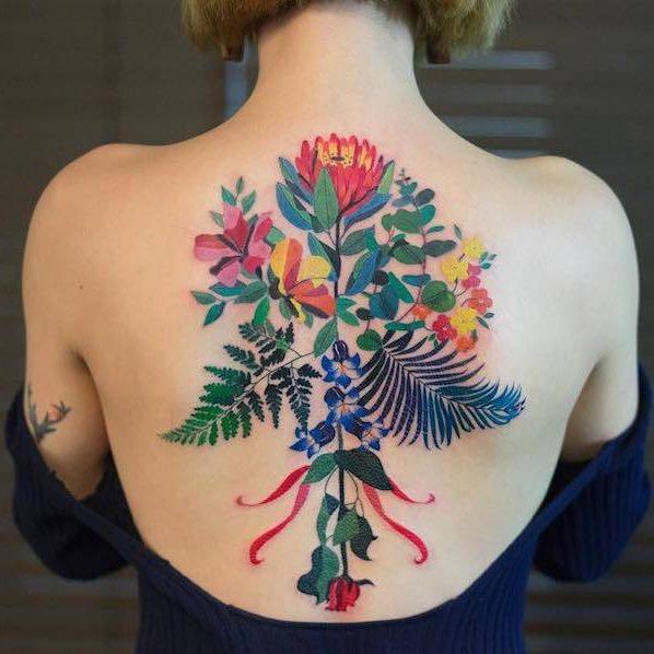 Tatuagens Delicadas e Ornamentais de Ziehe (11 pics)