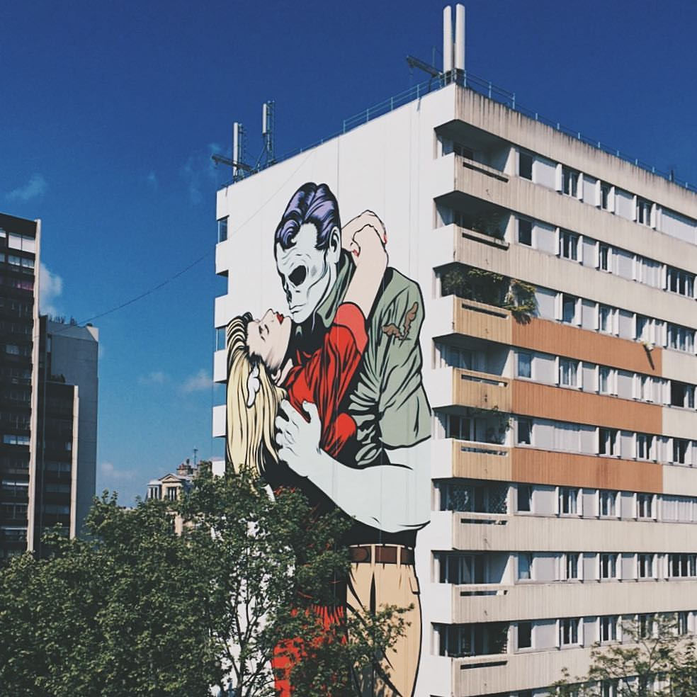 Streets: D*Face (Paris) (8 pics)