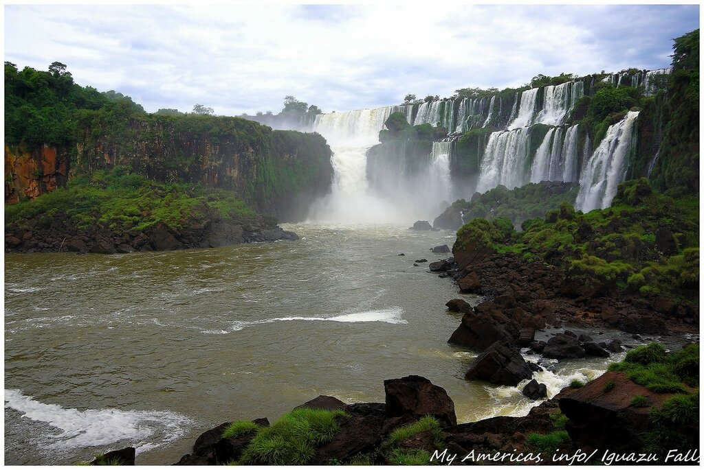 Игуасу. Аргентина. Часть 4