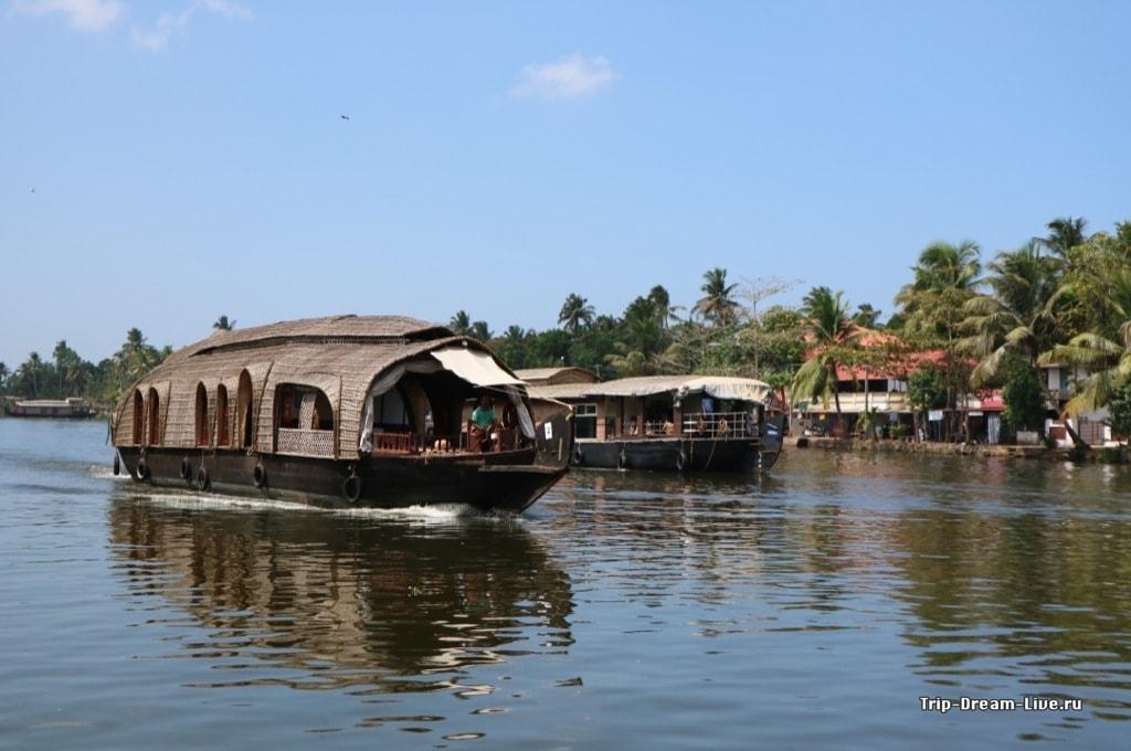 Хаусбот (Houseboat)