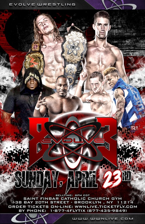 Post image of EVOLVE 83