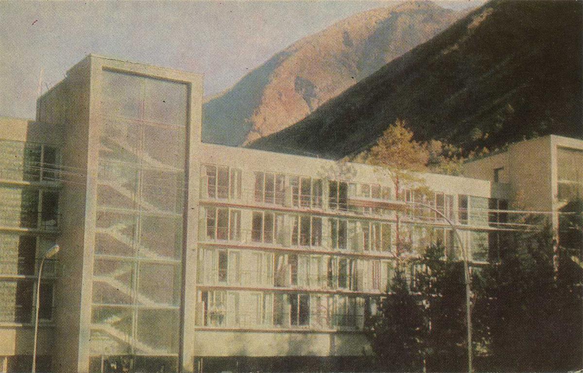 Кабардино-Балкария, гостиница Иткол