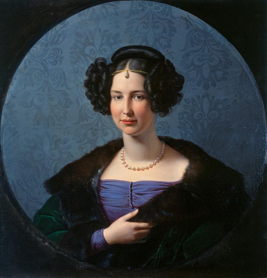 Принцесса Вильгельмина Луиза фон Ангальт-Бернбург (1799-1882), Принцесса Пруссии.jpg