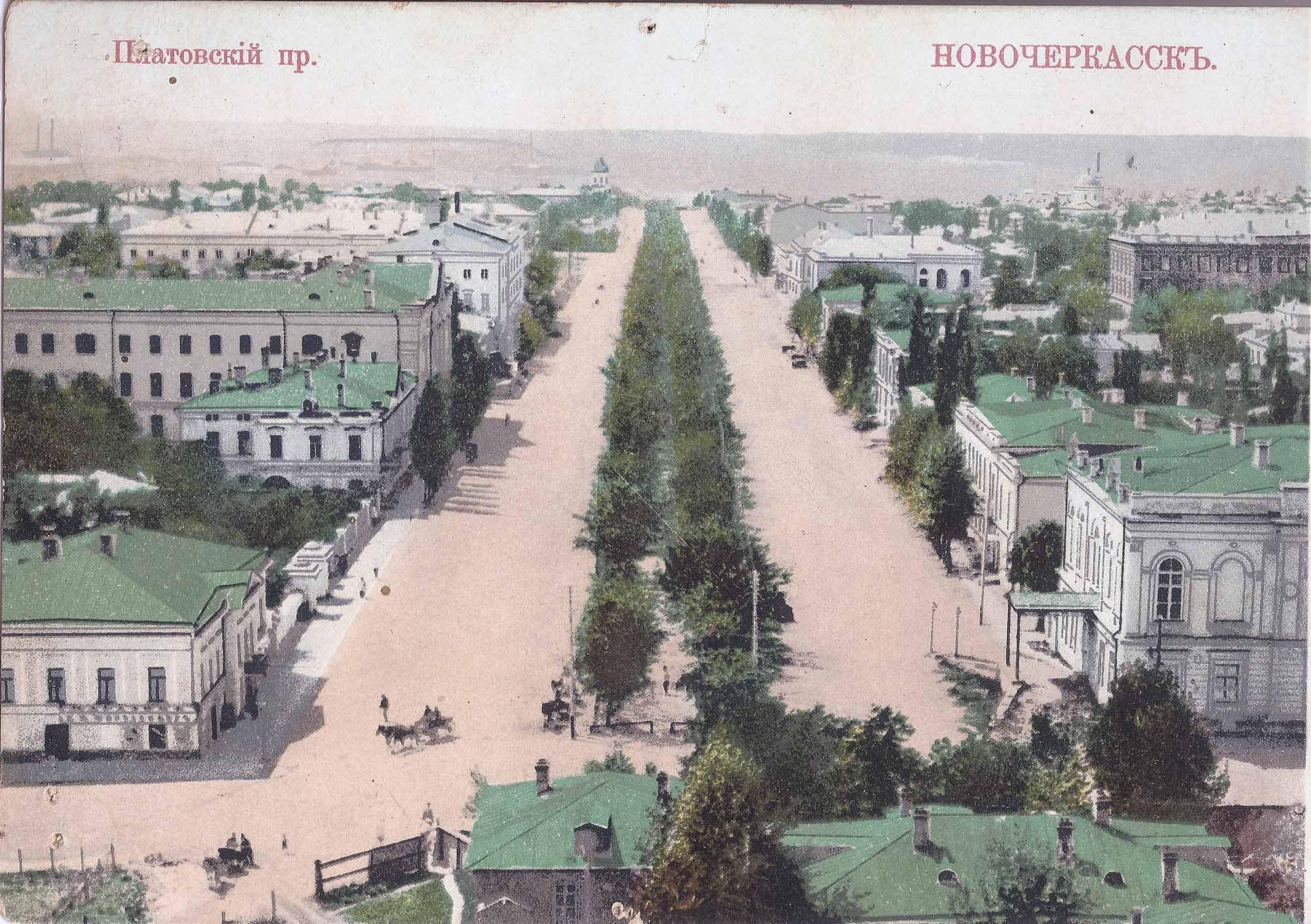 Платовский проспект