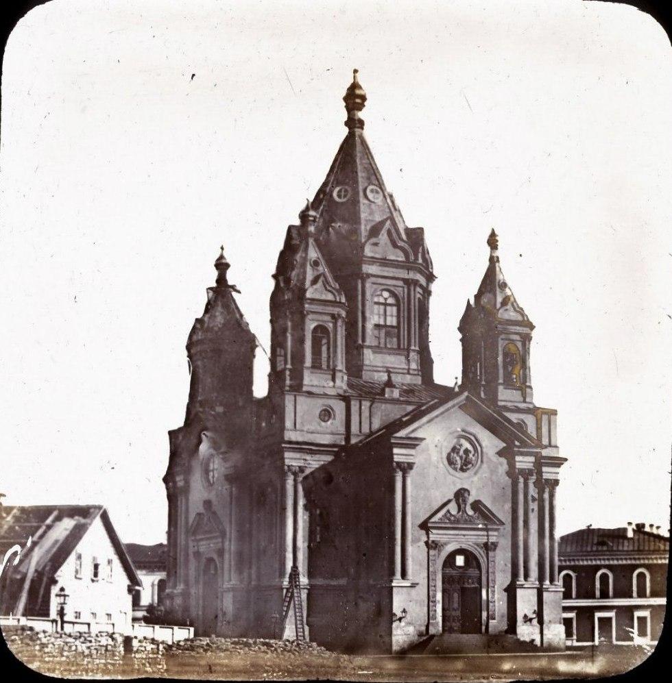 1853. Благовещенская церковь