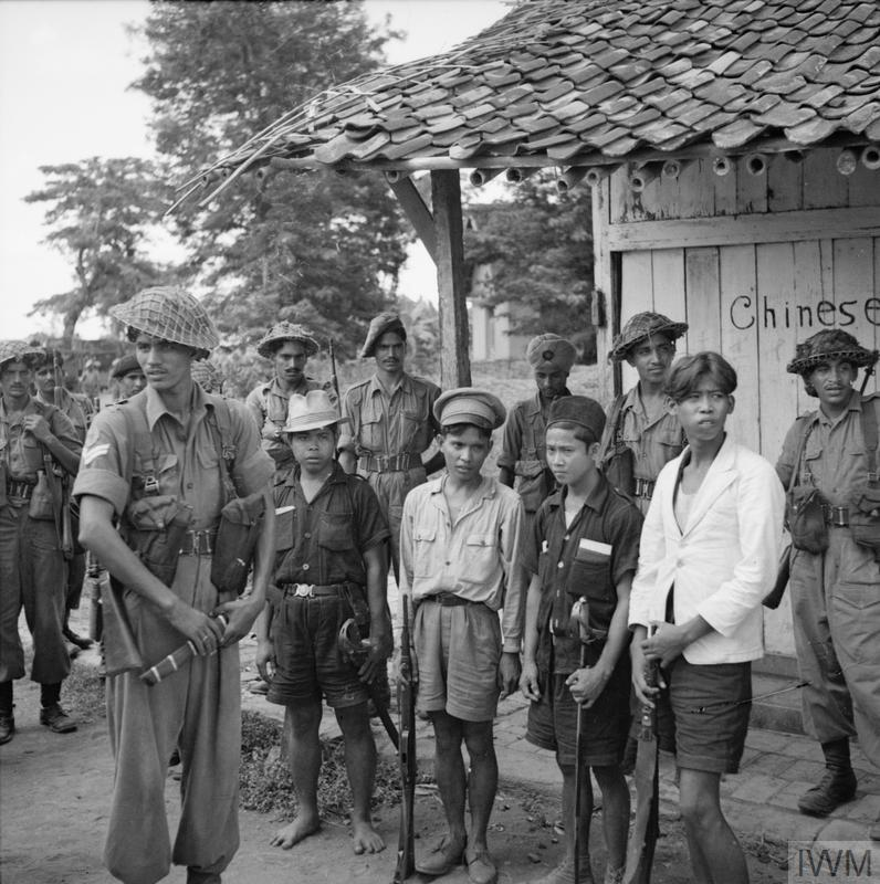 THE BRITISH OCCUPATION OF JAVA