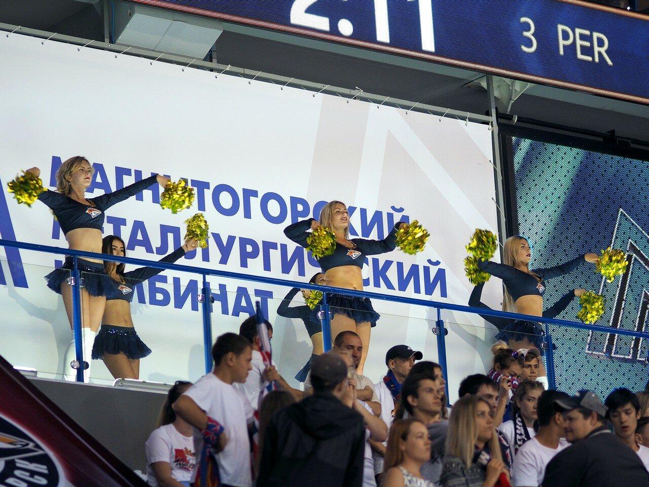 114 Металлург - Автомобилист 23.08.2017