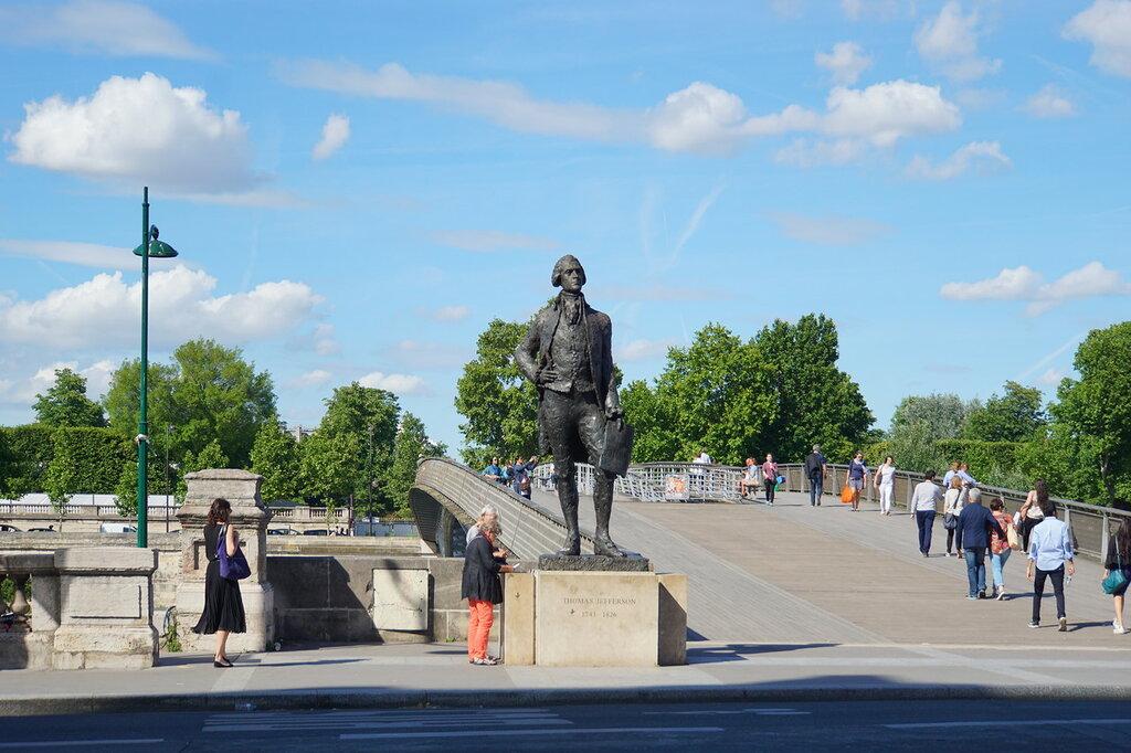 Памятник Джеферсону