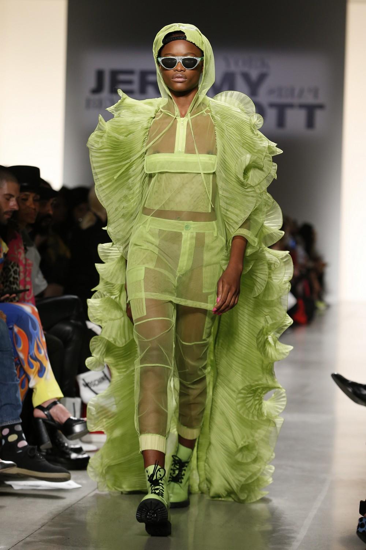 Неделя моды в Нью-Йорке 2017