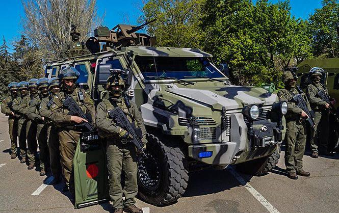 Международные учения при участии НАТО и Украины завершились в Грузии