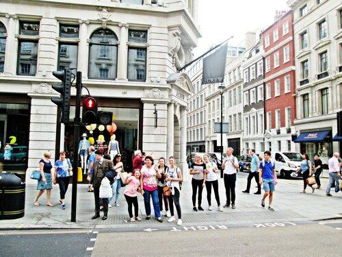 Лондон 2017 - Наш шопинг