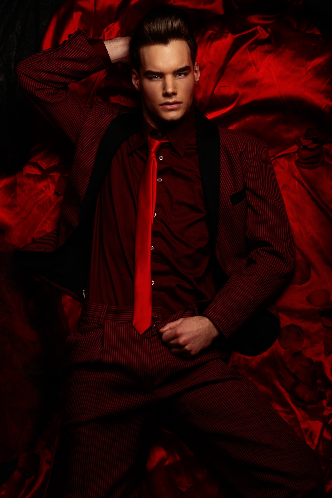 Красная красота / фото Sime Eskinja