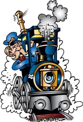 Открытка поздравление дню железнодорожника