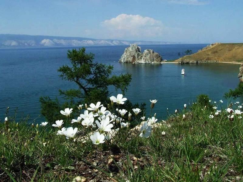 13 сентября — День озера Байкал