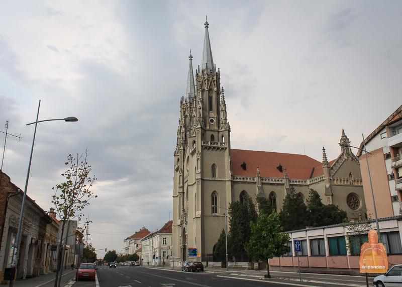 Католический храм Святого Герхарда