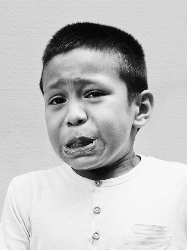 Острый момент: портреты людей, попробовавших самый острый перец в мире