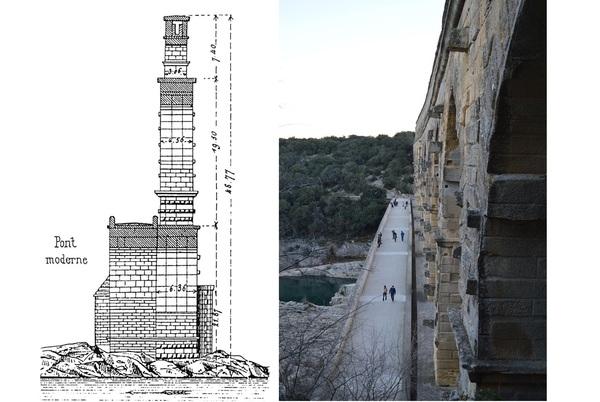 Акведук в Сеговии — не самый большой, дошедший до наших дней. Во Франции находится самый высокий из