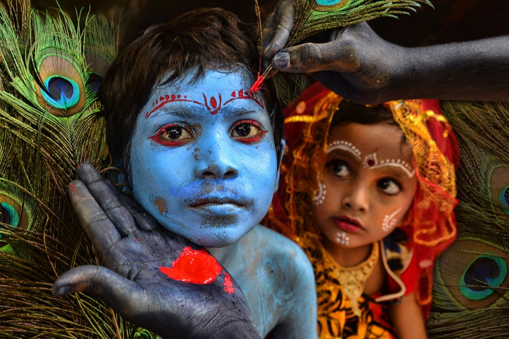 © Sanghamitra Sarkar  По материалам Siena International Photography Awards