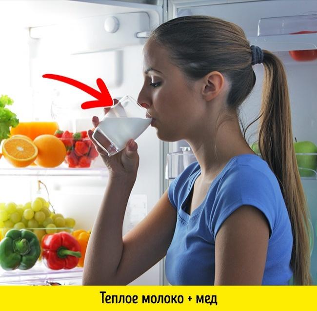 © depositphotos  Чувство голода инизкий уровень глюкозы мешают нам уснуть, атакже провоцирую