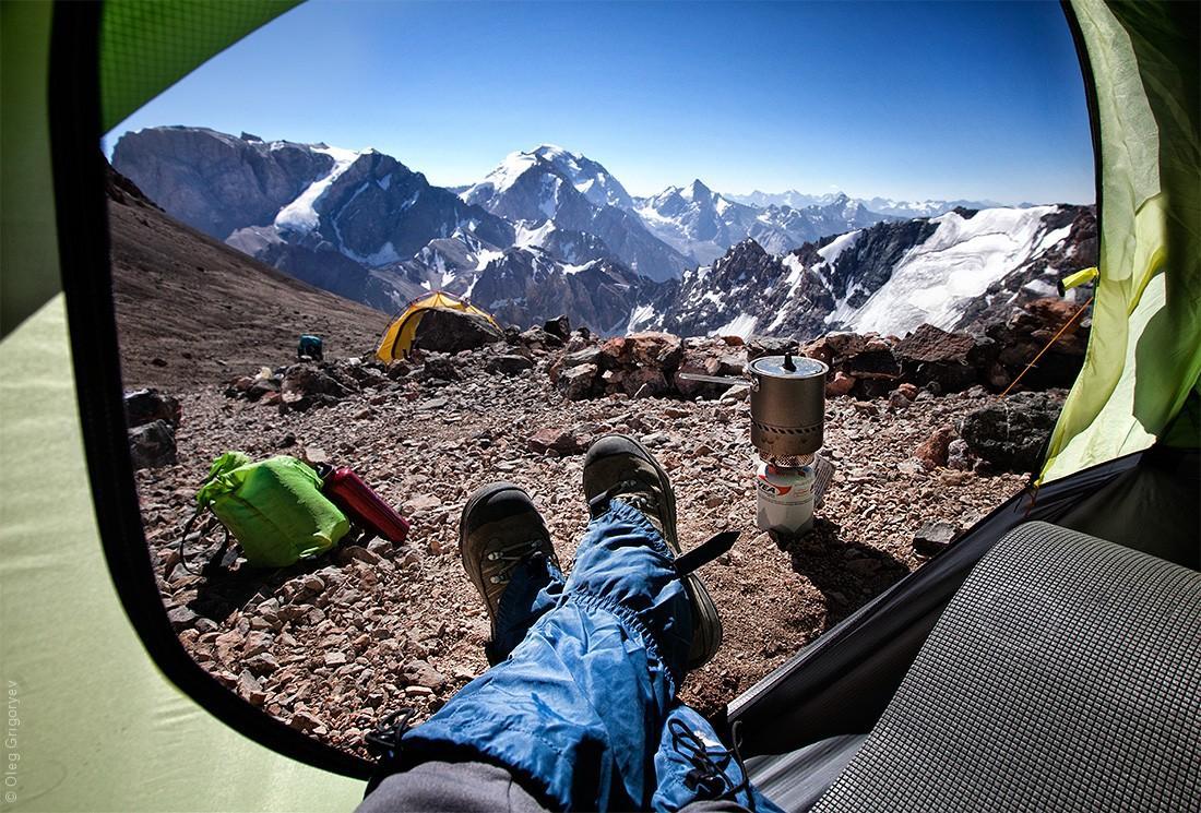 3. Перевал Чимтарга (4700 м).