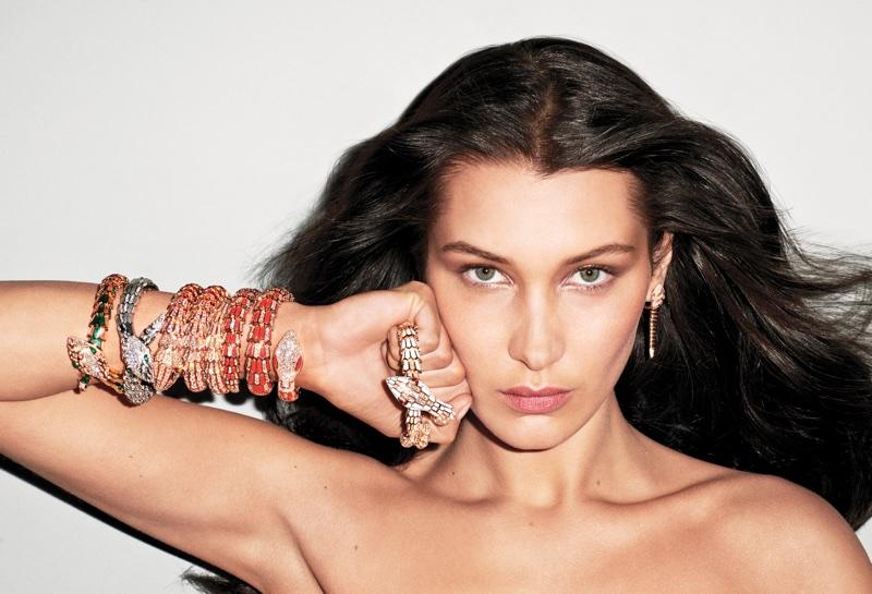 Белла Хадид для V Magazine (8 фото)