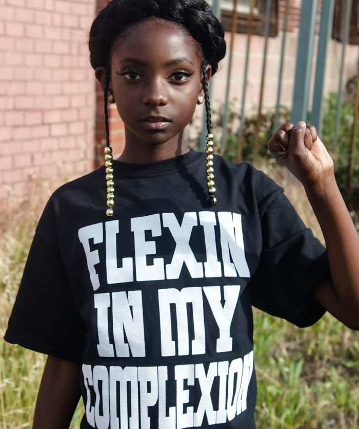 «Надо мной много издевались: в первом классе у нас было всего четверо темнокожих детей, кроме меня.