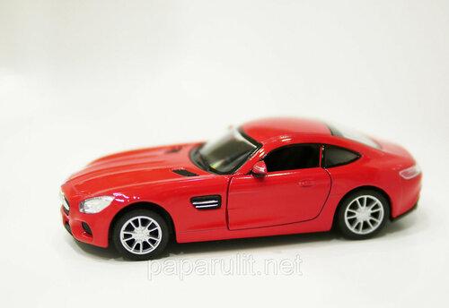 Kinsmart Mercedes
