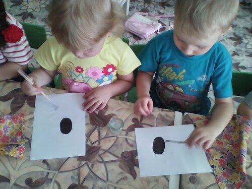 В  детском саду «Пчёлка» младшей группе прошел творческий проект «Почему насекомые наши друзья!»
