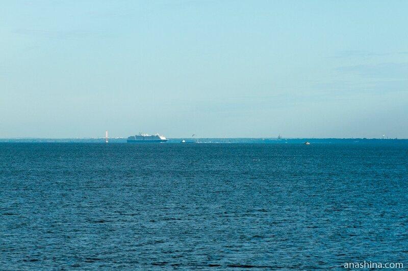 Вид в сторону Ораниенбаума, Санкт-Петербург