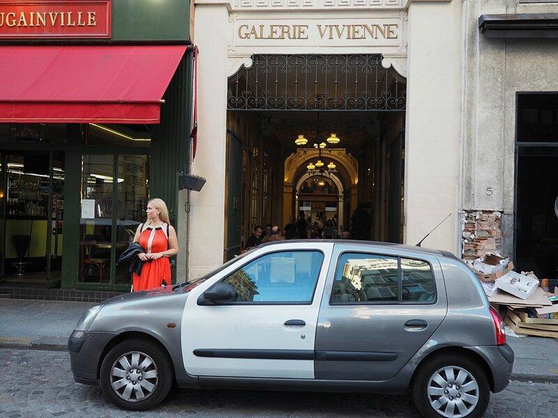 Галерея Вивьен (Galerie Vivienne)