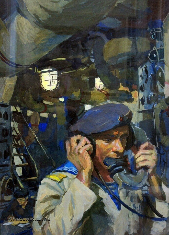 Изобразительное искусство СССР. ВМФ… 2