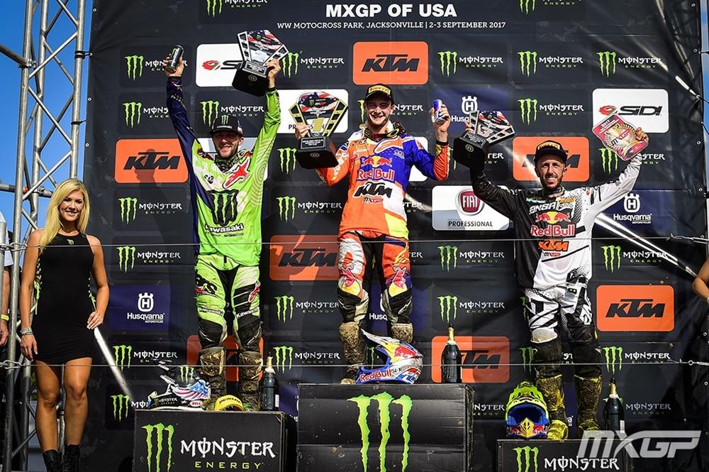 MXGP 2017: результаты Гран При США