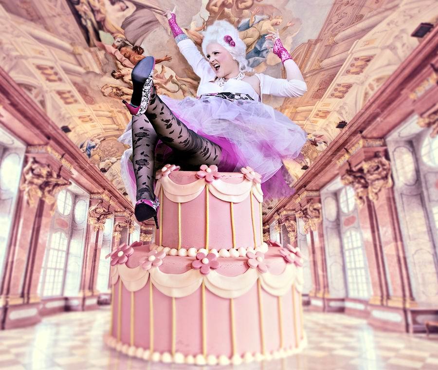 Хочу быть сладкой вишенкой на твоем прелестном тортике: Такая вкусная женщина