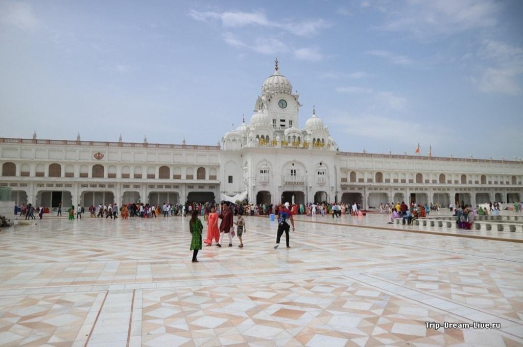 Храмовый комплекс Хармандир Сахиб, Амритсар