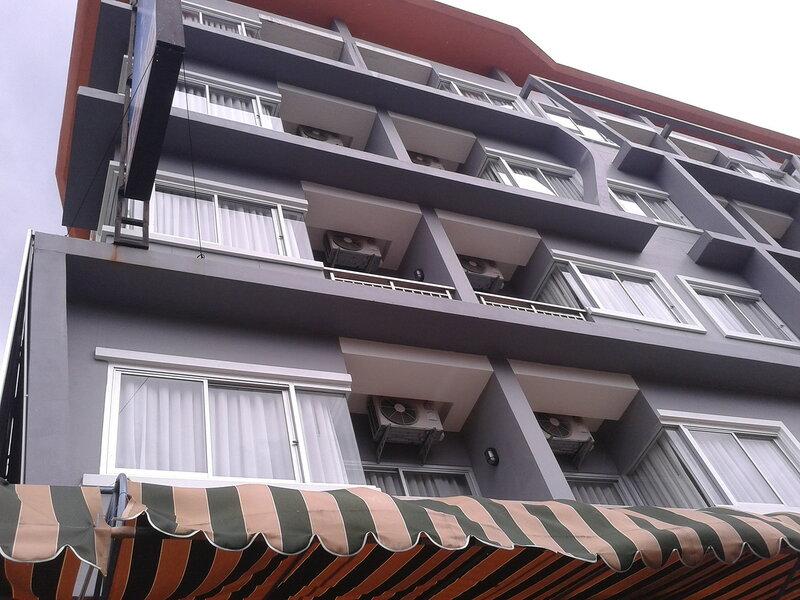 балконы Breezotel