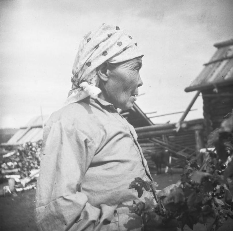 Камасская шаманка