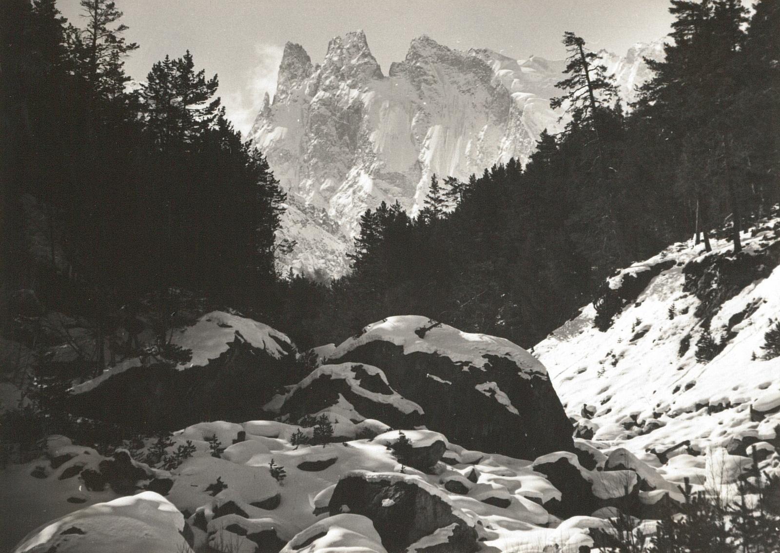 Центральный Кавказ. Долина Шельды