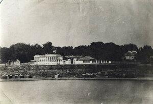 Набережная. Жилой дом Барковых. 1910-е