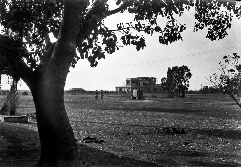 1330. Шантиникетан. Дом индийского писателя и нобелевского лауреата Рабиндраната Тагора