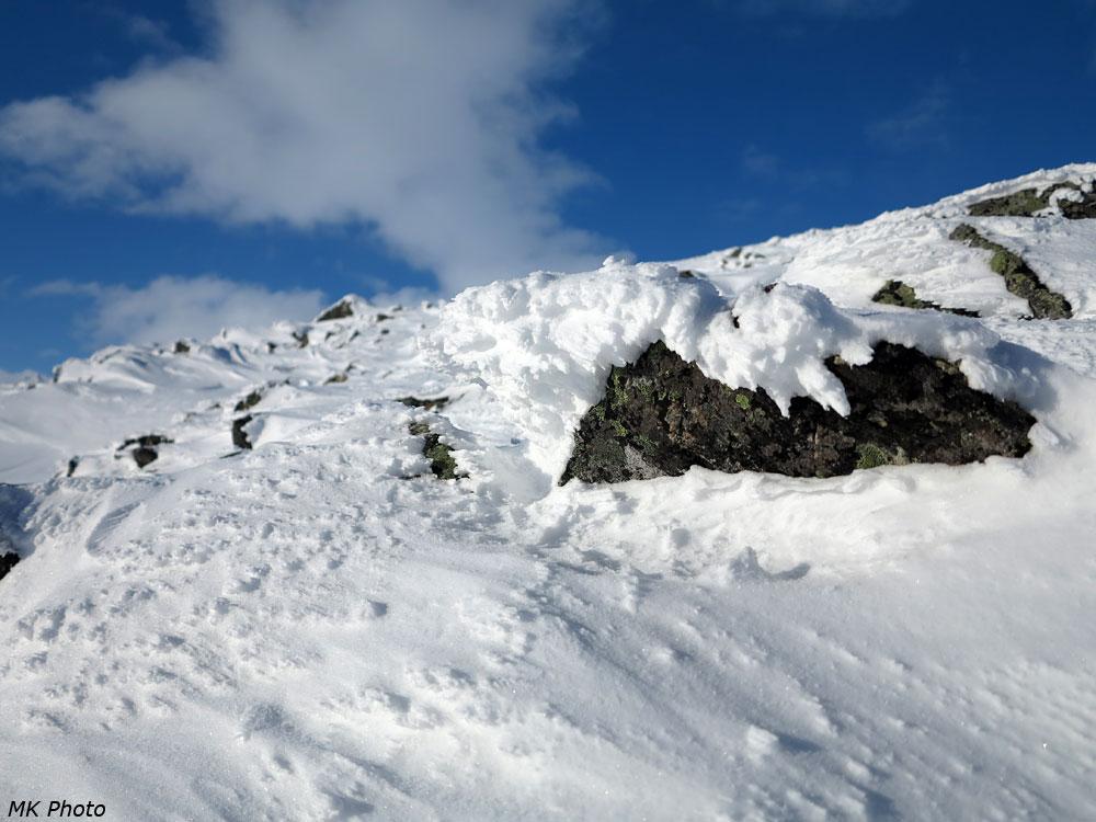 Снежный надув
